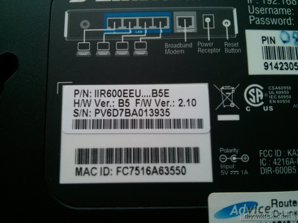 Installing OpenWrt on D-Link DIR-600 Router