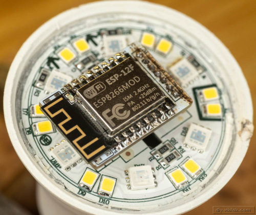Broadlink Smart Bulb Conversion to Open Source