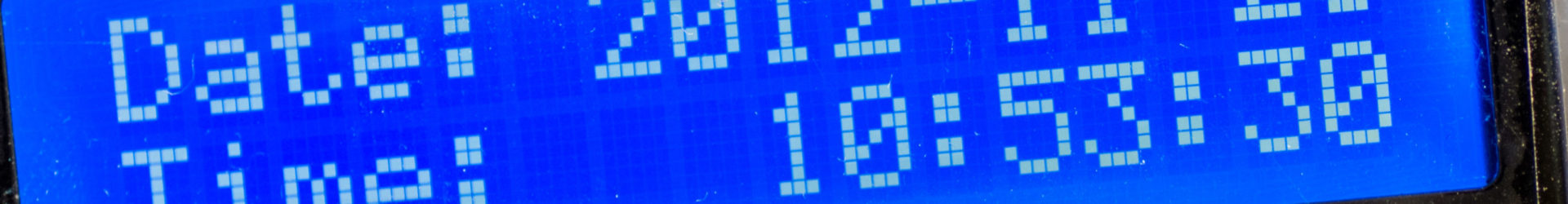 3 Digit Binary Clock